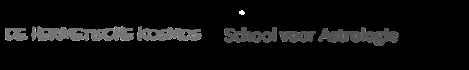 School voor Astrologie Logo
